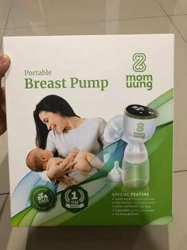 Breastpump Mom Uung portable (garansi 1th)