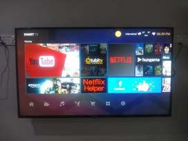 42 inch samsung smart android led 2020 model brand new function