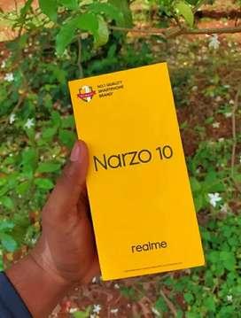 Realme Narzo10 Seal Pack