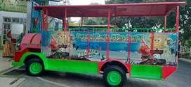 special promo kereta wisata odong manis bosku DZ
