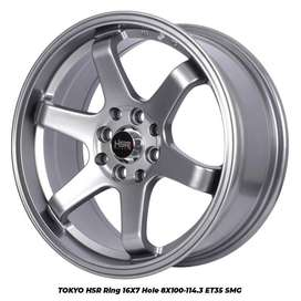 velg mobil ring 16 for mobilio freed vios avanza