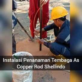 Pasang Penangkal Petir Lebak Bulus Jakarta Selatan Jasa Paket Material