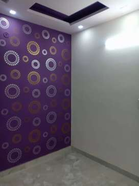 3bhk new flat nearby metro station with 90% bank loan with lift
