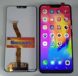 Lcd Touchscreen Vivo Y81 + Pasang
