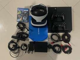 VR (Virtual Reality)/PSVR, Playstation 4