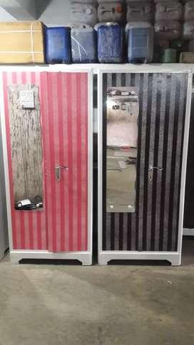2 door metal tijori model 448
