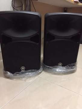 Speaker yamaha stagepass 600