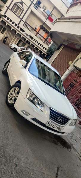 Hyundai Sonata Embera Manual (Leather), 2009, Diesel
