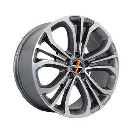 jual velg HSR-Coupe-S520-AM5098-Ring-18x85-95-H5x112-ET45-Grey-Machine