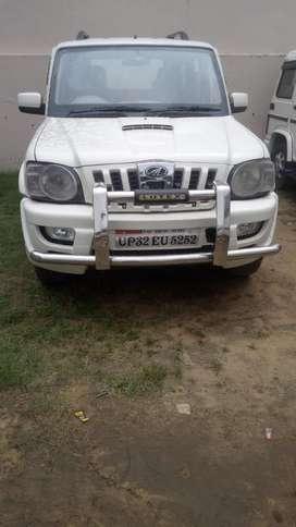 Mahindra Scorpio VLX 2WD ABS AT BS-III, 2013, Diesel