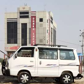 Maruti Suzuki Omni 2017 Petrol Gesh 60927 Km Driven
