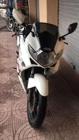1700KM chali bike is in very good condition.