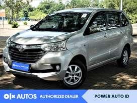 [OLX Autos] Toyota Avanza 2017 G 1.3 Bensin M/T Silver #Power Auto ID