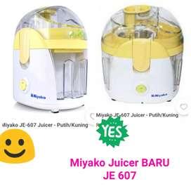 JUICER MIYAKO JE - 607 BARU