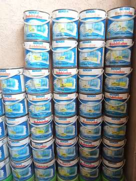ICI and BERGER Paints on low prices