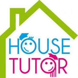 Male female teachers required for home tuition for all classes