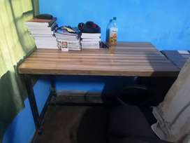 Large study table