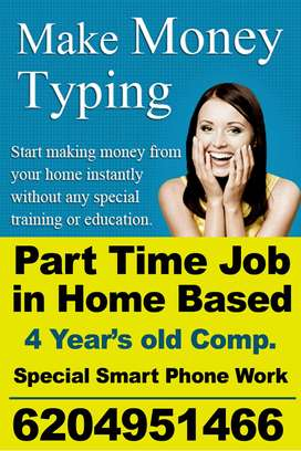 @ JOB HOME BASED ( PART TIME) SMARTPHONE, DATA ENTRY HANDWRITING WORK9