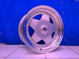 Kredit Velg Mobil Jazz, Avanza Ring 16 HSR Wheel