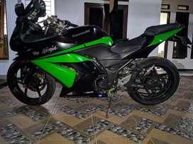 Kawasaki ninja 250 2012