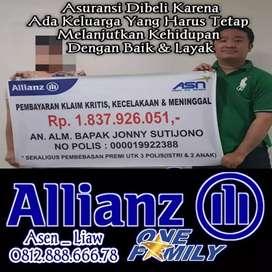 Asuransi Jiwa Dan Kesehatan Allianz