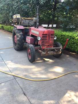 Want to sale tractor in good condition working