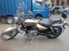 Avenger 220cc Cruise new model 2016 year at Rs. 80000