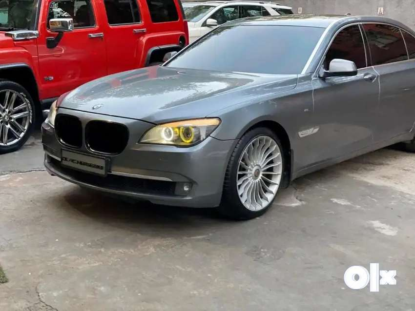 BMW 7 Series 750Li, 2010, Petrol 0