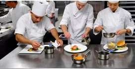 Cook required in Families and hotels   Only experience can apply male