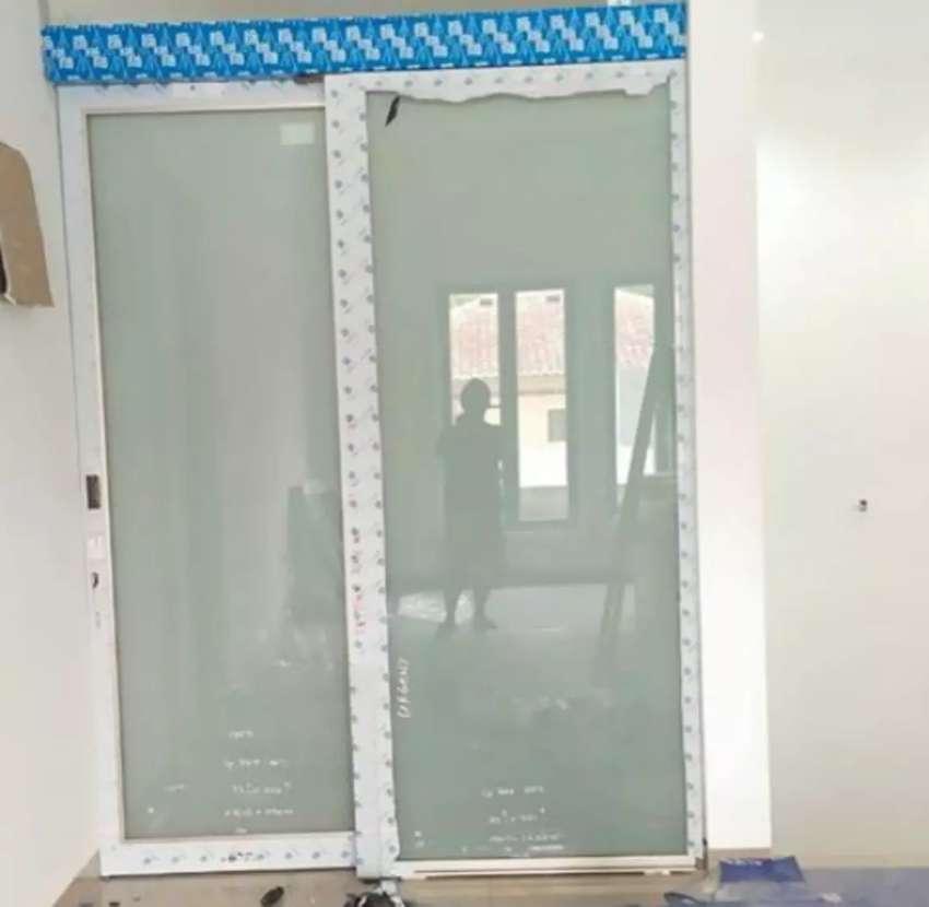 Kusen pintu jendela alumunium $03 0