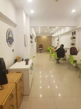 office for rent buglow facing 1st floor big bukhari phase 6 DEMAND 65