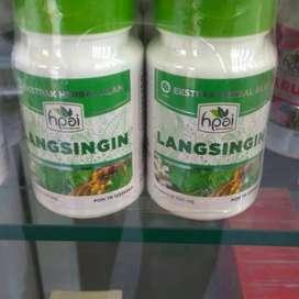Langsingin Original HNI-HPAI herbal pelangsing tubuh