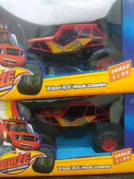 Dijual mobil remote control type Blazer R/C
