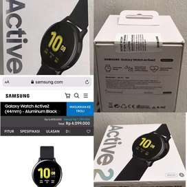 Galaxy Watch Active2 (44mm) - Aluminum