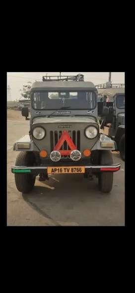 Mahindra Jeep 2008