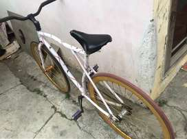 Sepeda vixie siap pakai