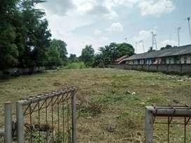 NEGO Dijual tanah 4033 M2 Jomin Cikampek Karawang dekat tol cikampek