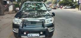 2011 4x4 Toyota Fortuner with extra fittings