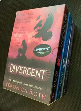 Divergent series boxset