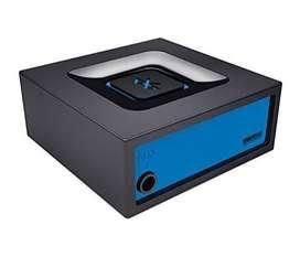 Logitech  Bluetooth Audio Receiver with USB (Black) Visit th