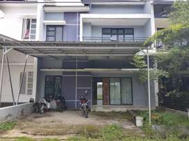 Disewakan rumah sukabangun palembang