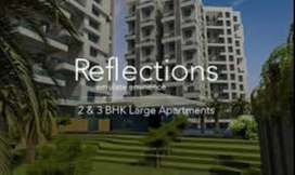 Beautifull 2BHK Apartment for sale at Rairha Reflection
