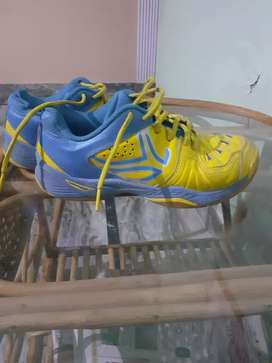 Artengo badminton shoes brand new