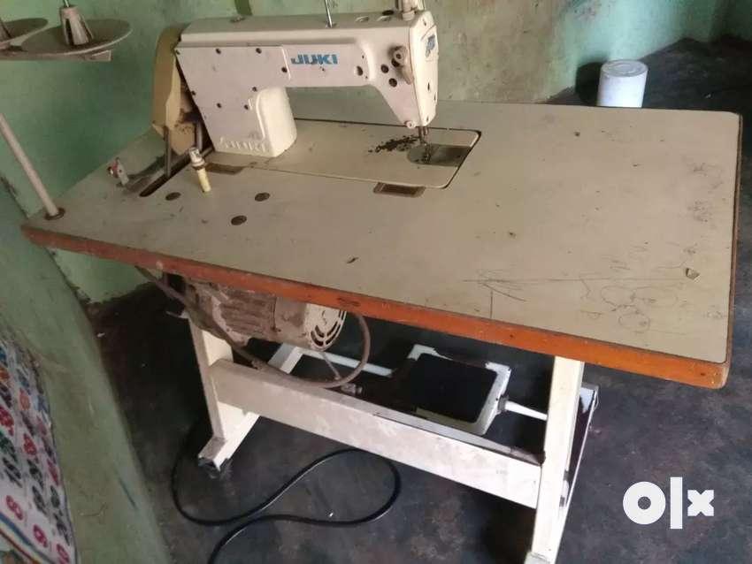 Juki tailor machine 0