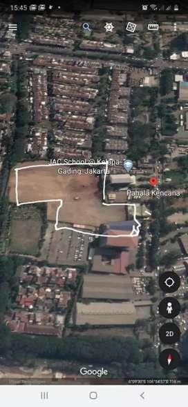 Lahan Sangat Strategis di Utara Jakarta