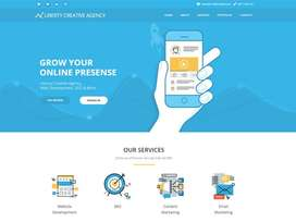 You will get a highly professional eCommerce website for your business