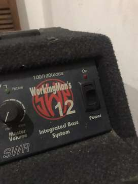 Amplifier Bass SWR WorkingMan's 12