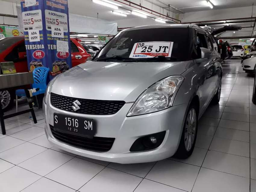 Suzuki Swift GX 1.4 matic 2013 0