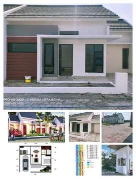Rumah Baru Mewah DP 17Jt (Promo DP 5%) Pesona Citra Indah Gentan