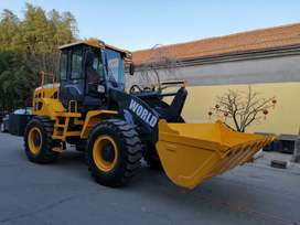 Jual world wheel loader,excavator,alat gelar jalan,traktor,breaker